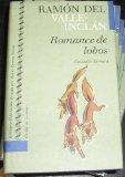 Portada de ROMANCE DE LOBOS. COMEDIA BARBARA