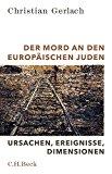 Portada de DER MORD AN DEN EUROPÄISCHEN JUDEN: URSACHEN, EREIGNISSE, DIMENSIONEN
