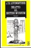 Portada de DELITTO AL BRITISH MUSEUM (TEADUE)