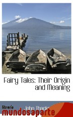 Portada de FAIRY TALES: THEIR ORIGIN AND MEANING