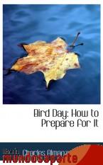 Portada de BIRD DAY: HOW TO PREPARE FOR IT