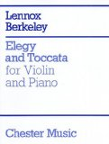 Portada de LENNOX BERKELEY: ELEGY AND TOCCATA