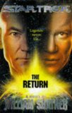 Portada de THE RETURN (STAR TREK)