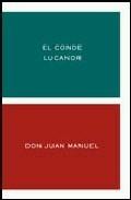 Portada de EL CONDE LUCANOR