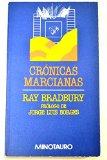 Portada de CRÓNICAS MARCIANAS