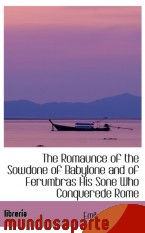 Portada de THE ROMAUNCE OF THE SOWDONE OF BABYLONE AND OF FERUMBRAS HIS SONE WHO CONQUEREDE ROME