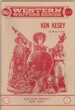 Portada de KEN KESEY (BOISE STATE UNIVERSITY WESTERN WRITERS SERIES)