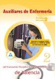 Portada de AUXILIARES DE ENFERMERIA DEL CONSORCIO HOSPITAL GENERAL UNIVERSITARIO DE VALENCIA: TEMARIO VOLUMEN II