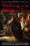 Portada de WALKING IN THE MIDST OF FIRE: A REMY CHANDLER NOVEL