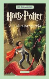 Portada de HARRY POTTER Y LA CÁMARA SECRETA