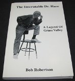 Portada de THE INSCRUTABLE DR. HARE [PAPERBACK] BY ROBERTSON, BOB