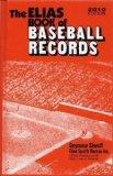 Portada de THE ELIAS BOOK OF BASEBALL RECORDS 2010: MAJOR LEAGUE BASEBALL RECORDS, WORLD SERIES RECORDS, CHAMPIONSHIP SERIES RECORDS, DIVISION SERIES RECORDS, ALL-STAR GAME RECORDS, HALL OF FAME RECORDS
