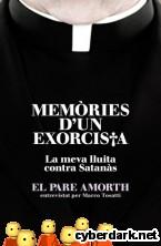 Portada de MEMORIES D'UN EXORCISTA - EBOOK