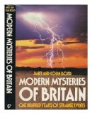 Portada de MODERN MYSTERIES OF BRITAIN - ONE HUNDRED YEARS OF STRANGE EVENTS