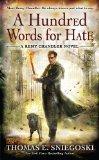 Portada de A HUNDRED WORDS FOR HATE: A REMY CHANDLER NOVEL