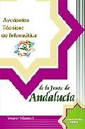 Portada de AYUDANTE TECNICO DE INFORMATICA DE LA JUNTA DE ANDALUCIA: TEMARIO