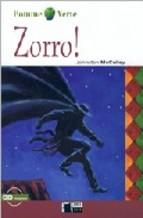 Portada de EL ZORRO (FRANCES) (AUDIO-CD)