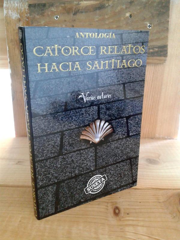 Portada de CATORCE RELATOS HACIA SANTIAGO
