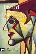 Portada de INTRODUCCIÓN AL PSICOANÁLISIS