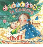 Portada de [( CHRISTMAS IS COMING )] [BY: ANNE BOWEN] [JUL-2008]