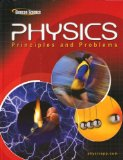 Portada de PHYSICS: PRINCIPLES AND PROBLEMS