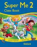 Portada de SUPER ME 2: CLASS BOOK: LEVEL 2