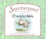 Portada de SALUTATIONS!: WIT AND WISDOM FROM CHARLOTTE'S WEB