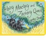 Portada de (HAIRY MACLARY AND ZACHARY QUACK) BY LYNLEY DODD (AUTHOR) BOARD_BOOK ON (JAN , 2006)