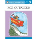 Portada de [FOX OUTFOXED: PUFFIN EASY-TO-READ LEVEL 3] [BY: JAMES MARSHALL]