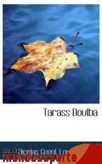Portada de TARASS BOULBA