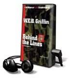 Portada de BEHIND THE LINES: A CORPS NOVEL [WITH EARBUDS] (PLAYAWAY ADULT FICTION)