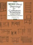 Portada de MORE SHOP DRAWINGS FOR CRAFTSMAN FURNITURE: 30 STICKLEY DESIGNS FOR EVERY ROOM IN THE HOME