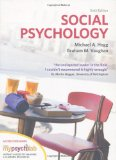 Portada de SOCIAL PSYCHOLOGY WITH MYPSYCHLAB