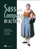 Portada de SASS AND COMPASS IN ACTION