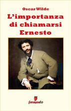 Portada de L'IMPORTANZA DI CHIAMARSI ERNESTO (EBOOK)