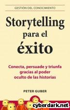 Portada de STORYTELLING PARA EL ÉXITO - EBOOK