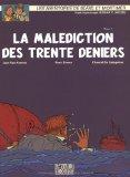 Portada de LES AVENTURES DE BLAKE ET MORTIMER, TOME 19 : LA MALÉDICTION DES TRENTE DENIERS : TOME 1, LE MANUSCRIT DE NICODEMUS