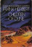 Portada de CHILDREN OF DUNE