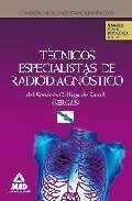 Portada de TECNICOS ESPECIALISTAS DE RADIODIAGNOSTICO DEL SERVICIO GALLEGO DE SALUD . TEMARIO PARTE ESPECIFICA. VOLUMEN II
