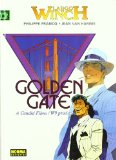 Portada de LARGO WINCH 11: GOLDEN GATE