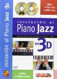 Portada de INICIACIÓN AL PIANO JAZZ EN 3D (PLAY MUSIC ESPAÑA)