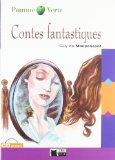 Portada de CONTES FANTASTIQUE (NIVEAU 1) (INCLUYE CD)
