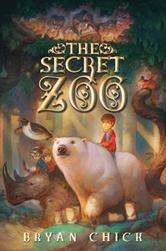 Portada de THE SECRET ZOO