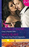 Portada de ONCE A MORETTI WIFE: ONCE A MORETTI WIFE / THE BOSS'S NINE-MONTH NEGOTIATION (MILLS & BOON MODERN)