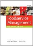 Portada de FOODSERVICE MANAGEMENT: PRINCIPLES AND PRACTICES
