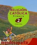 Portada de RELIGIÓN CATÓLICA 2