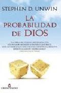 Portada de LA PROBABILIDAD DE DIOS