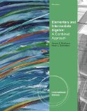 Portada de ELEMENTARY AND INTERMEDIATE ALGEBRA: A COMBINED APPROACH (INTERNATIONAL EDITION)