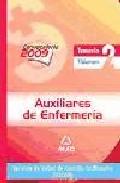 Portada de AUXILIARES DE ENFERMERIA DEL SERVICIO DE SALUD DE CASTILLA-LA MANCHA . TEMARIO. VOLUMEN II