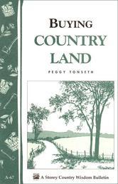 Portada de BUYING COUNTRY LAND